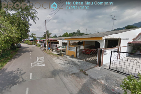 Terrace For Sale in Taman Ilham, Kluang Leasehold Semi Furnished 0R/0B 52k