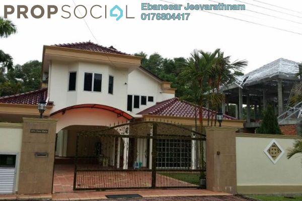 For Sale Bungalow at Taman Rasah Jaya, Rasah Freehold Semi Furnished 5R/3B 880k