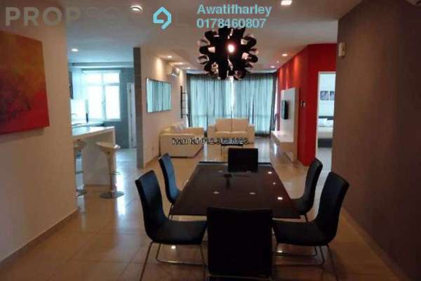 Condominium For Rent in Aston Kiara 3, Mont Kiara Freehold Fully Furnished 3R/3B 1k