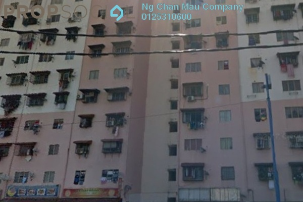 Apartment For Sale in Laksamana, Batu Caves Freehold Semi Furnished 0R/0B 80k