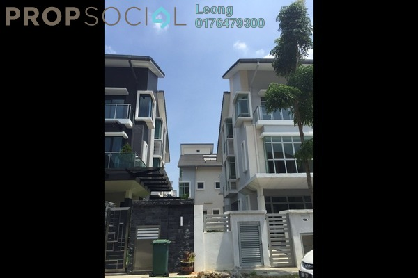 Semi-Detached For Rent in Laman Rimbunan, Kepong Freehold Unfurnished 6R/6B 4.3k