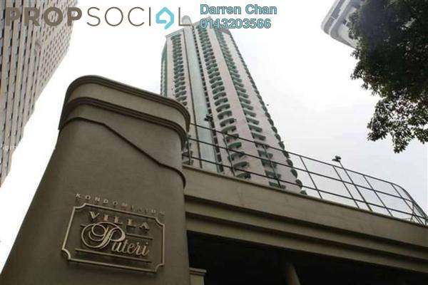 Condominium For Rent in Villa Puteri, Putra Freehold Fully Furnished 3R/2B 2.2k