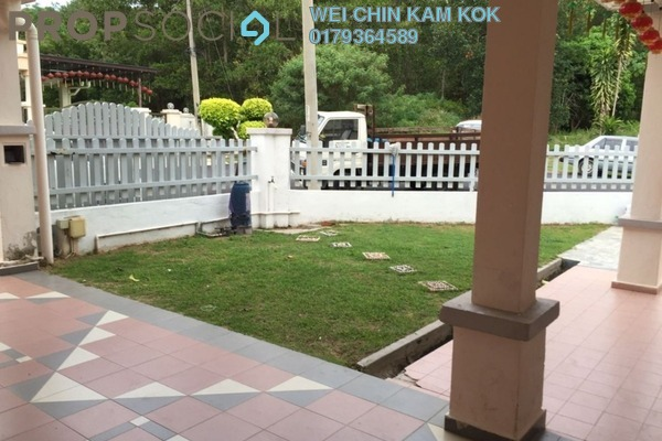 Terrace For Rent in Taman Saujana Indah, Bukit Katil Freehold Fully Furnished 4R/3B 1.6k