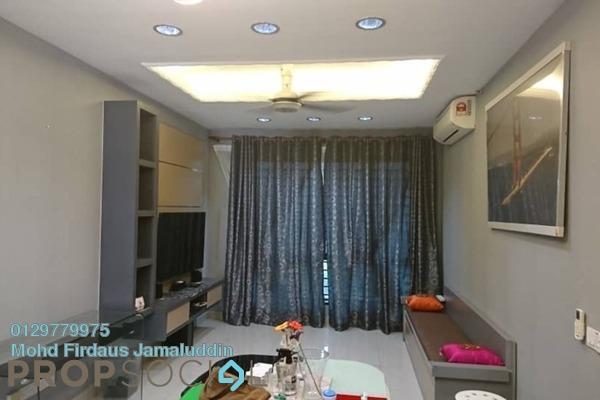 SoHo/Studio For Sale in Univ 360 Place, Seri Kembangan Freehold fully_furnished 2R/2B 495k