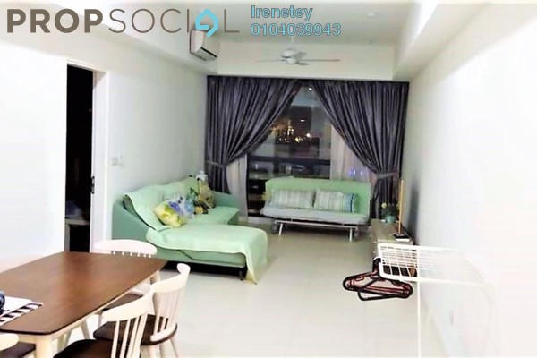 Condominium For Rent in Three28 Tun Razak, KLCC Freehold Fully Furnished 2R/2B 3.7k