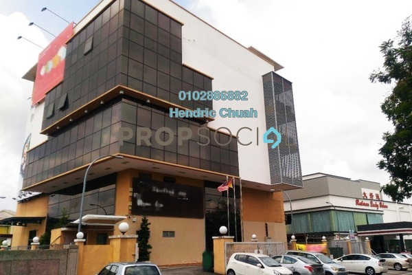 Office For Rent in Green Street Homes, Seremban 2 Freehold Unfurnished 1R/1B 7k