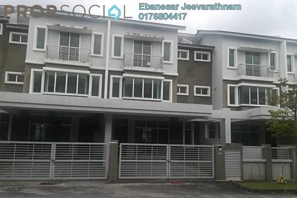 Terrace For Sale in Kepayang Heights, Taman Bukit Kepayang Freehold Unfurnished 5R/4B 514k