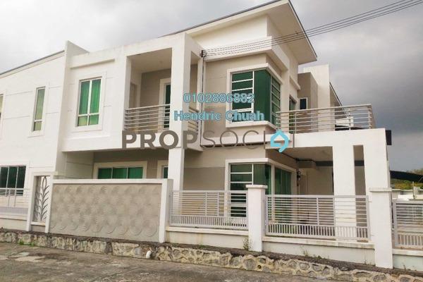 Terrace For Sale in Nusari Bayu, Bandar Sri Sendayan Freehold Unfurnished 4R/3B 580k