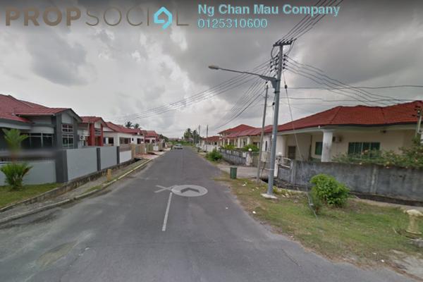 Semi-Detached For Sale in Kampung Merikan, Miri Leasehold Semi Furnished 0R/0B 330k