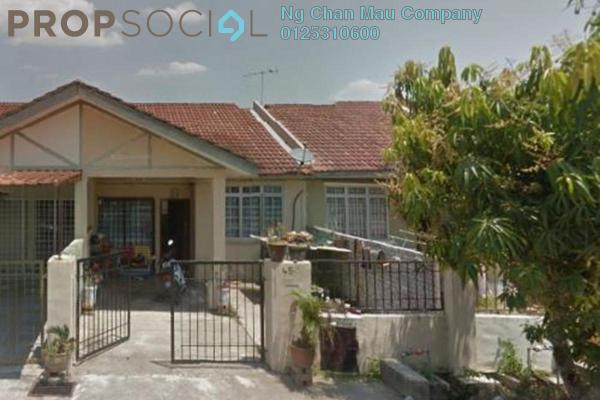 Terrace For Sale in Taman Seri Bayu, Sepang Freehold Semi Furnished 0R/0B 131k