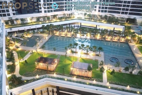 Condominium For Sale in KL Traders Square, Kuala Lumpur Freehold Unfurnished 3R/2B 576k