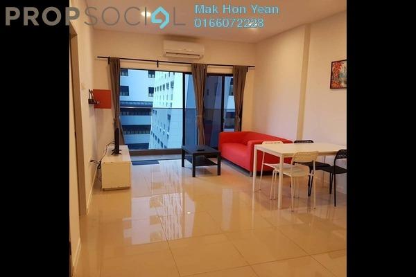 Condominium For Sale in D'Latour, Bandar Sunway Freehold Semi Furnished 2R/2B 675k