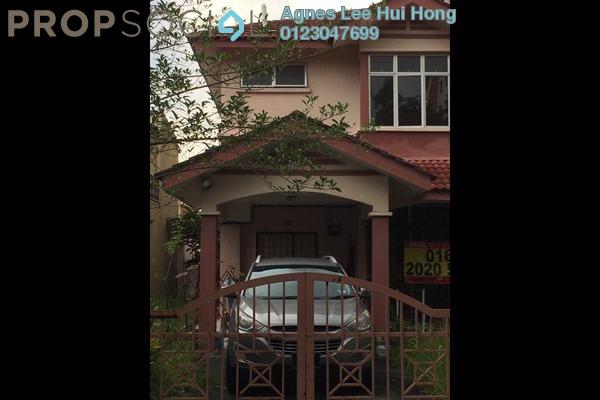 Terrace For Sale in Taman Ukay Bistari, Ukay Freehold Unfurnished 4R/3B 868k