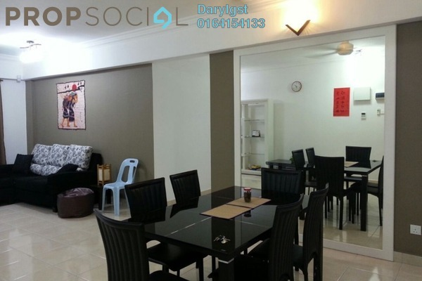 Condominium For Rent in Sea View Tower, Butterworth Freehold Fully Furnished 4R/2B 1.6k