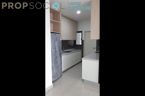 Condominium For Rent in Lakeville Residence, Jalan Ipoh Freehold Semi Furnished 3R/2B 1.9k
