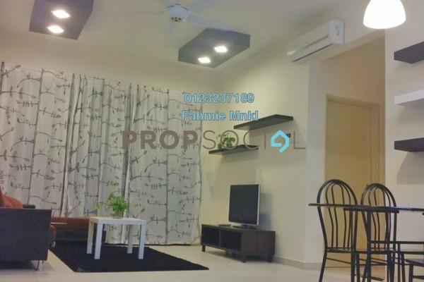 Condominium For Rent in Serin Residency, Cyberjaya Freehold fully_furnished 3R/2B 1.8k
