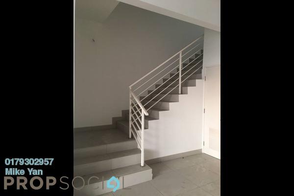 排屋 单位出租于 M Residence, Rawang Freehold Unfurnished 4R/3B 1.1千
