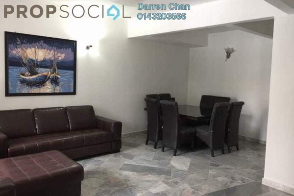 For Rent Terrace at Taman Bukit Angsana, Cheras South Freehold Semi Furnished 5R/3B 1.8k