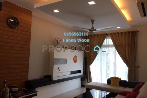 Condominium For Sale in Klebang Delima, Klebang Freehold Semi Furnished 3R/2B 299k