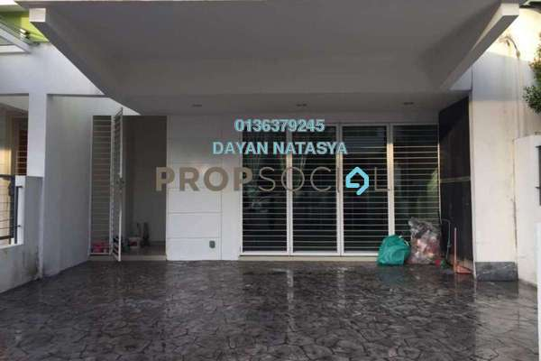 Superlink For Sale in The Oasis, Cheras South Freehold Semi Furnished 4R/5B 1.1m