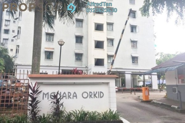Apartment For Rent in The Saffron, Sentul Freehold Unfurnished 2R/2B 1.05k