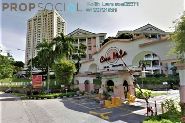 Condominium For Sale in Casa Mila, Selayang Freehold Semi Furnished 3R/2B 350k