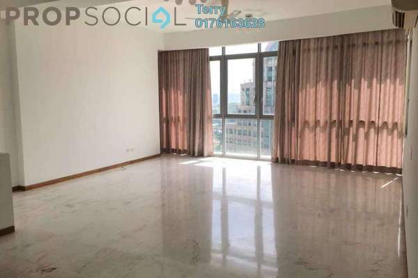 Condominium For Rent in Twins, Damansara Heights Freehold Semi Furnished 3R/2B 3.3k
