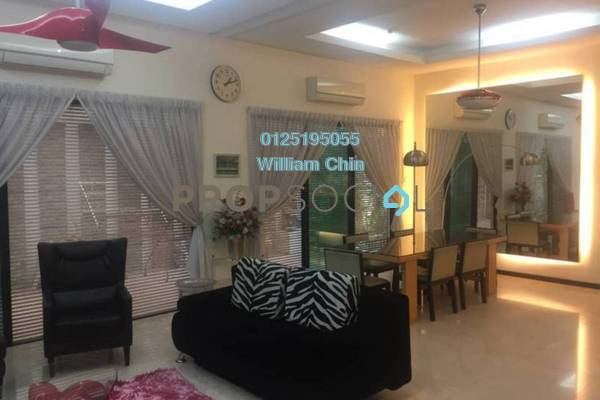 Semi-Detached For Sale in Pearl Villas, Petaling Jaya Freehold Fully Furnished 6R/7B 4m