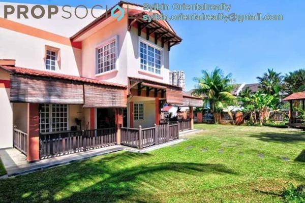 Bungalow For Sale in Taman Bukit Jaya, Bukit Antarabangsa Freehold Semi Furnished 5R/3B 1.7m