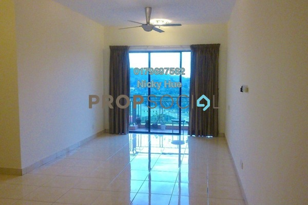Condominium For Rent in Casa Indah 1, Tropicana Freehold Semi Furnished 3R/2B 2.2k