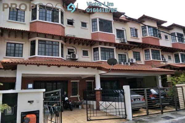 Terrace For Sale in BU10, Bandar Utama Freehold Semi Furnished 6R/5B 1.28m