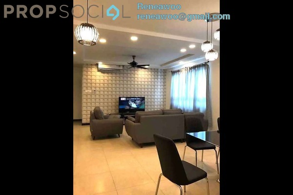 Condominium For Rent in Pearl Regency, Gelugor Freehold Fully Furnished 5R/5B 3k