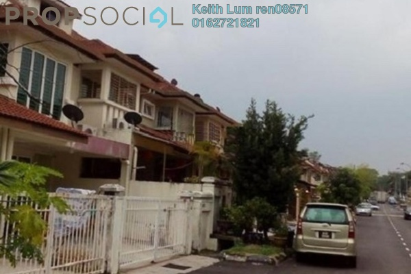Terrace For Sale in Primaya, Bandar Tun Hussein Onn Freehold Semi Furnished 4R/3B 820k