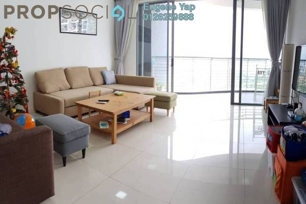 Condominium For Rent in The Westside Two, Desa ParkCity Freehold Semi Furnished 3R/4B 4.5k