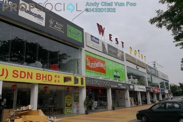Shop For Rent in BU11, Bandar Utama Freehold Unfurnished 0R/0B 27.3k