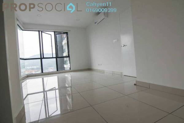 Condominium For Rent in Green Residence, Cheras South Freehold Semi Furnished 3R/2B 1.5k