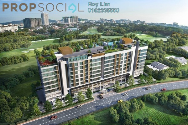 Condominium For Sale in U-Thant Residence, Ampang Hilir Freehold Semi Furnished 3R/3B 2m