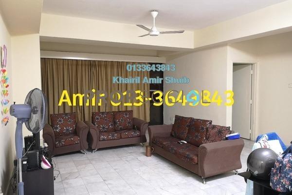 Condominium For Sale in Villa Putera, Putra Freehold Semi Furnished 3R/2B 520k