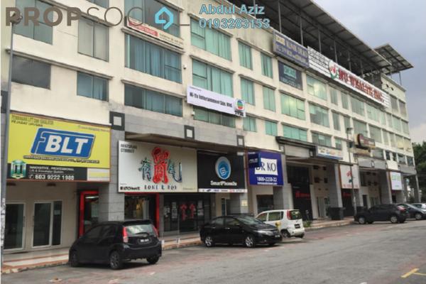 Shop For Rent in Fraser Business Park, Sungai Besi Freehold Unfurnished 0R/0B 3.5k
