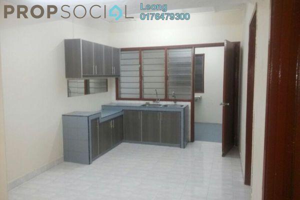 Terrace For Sale in SD3, Bandar Sri Damansara Freehold Semi Furnished 3R/2B 508k