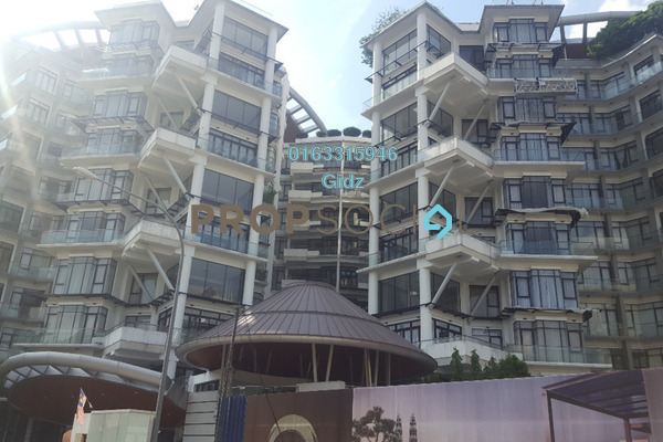 Condominium For Sale in U-Thant Residence, Ampang Hilir Freehold Semi Furnished 6R/6B 3.5m