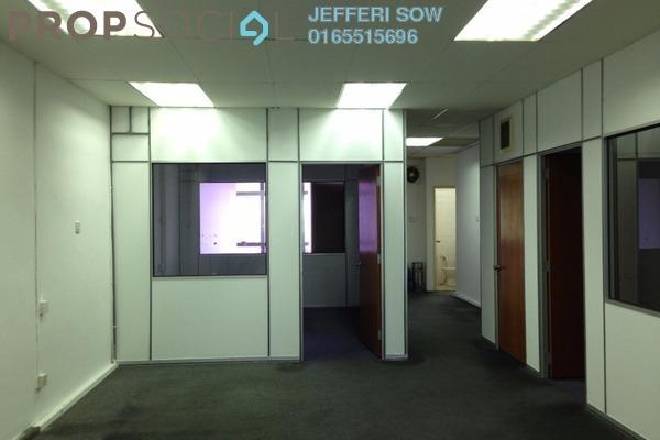 Office For Rent in Sentul Boulevard, Sentul Freehold Semi Furnished 5R/2B 2.6k