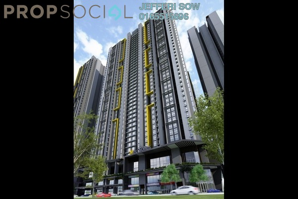SoHo/Studio For Sale in 3rdNvenue, Ampang Hilir Freehold Semi Furnished 2R/2B 500k
