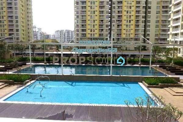 Condominium For Rent in Platinum Lake PV16, Setapak Freehold Fully Furnished 4R/2B 1.9k