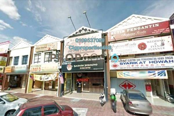 Shop For Sale in Damai 23, Alam Damai Freehold Semi Furnished 0R/2B 1.8m