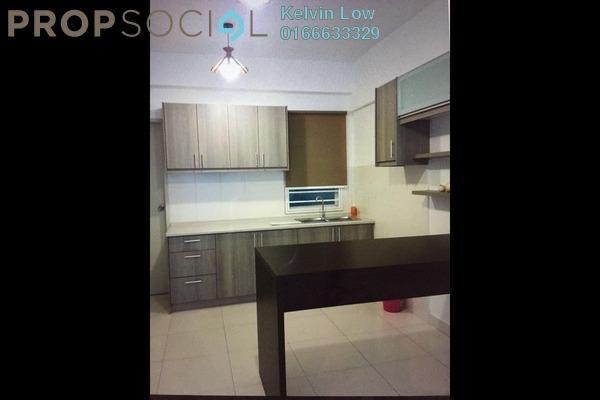 Condominium For Sale in Shang Villa, Kelana Jaya Freehold Semi Furnished 4R/2B 580k
