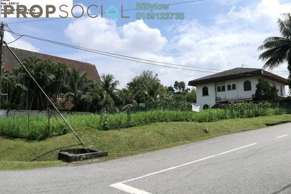 Land For Sale in Taman Hillview, Ukay Freehold Unfurnished 0R/0B 1.9m