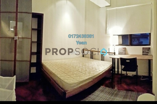 Condominium For Rent in Bukit Bintang City Centre, Pudu Freehold Fully Furnished 1R/0B 1.1k