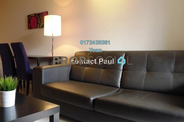 Condominium For Rent in Bukit Bintang City Centre, Pudu Freehold Fully Furnished 1R/1B 1.4k