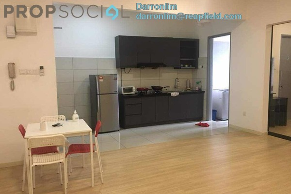 Condominium For Rent in You One, UEP Subang Jaya Freehold Fully Furnished 1R/1B 1.7k